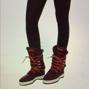 Adidas By Stella McCartney Quilted Winter Boot